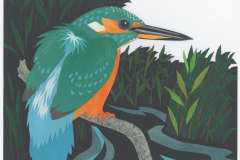 The Kingfisher's perch, Court Lodge Farm